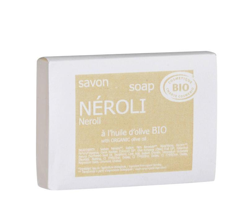Organic Bar Soap - Neroli-1