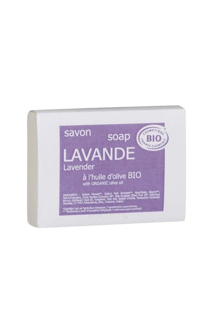Organic Bar Soap - Lavender