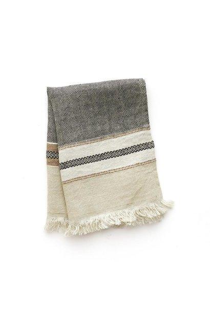 Hand Towel Fouta - Beeswax