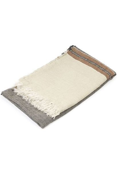 Bath Towel Fouta - Beeswax