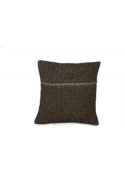 Cushion Cover Ourika -  Black