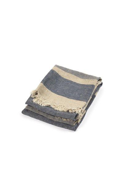 Guest Towel  - Sea Stripe