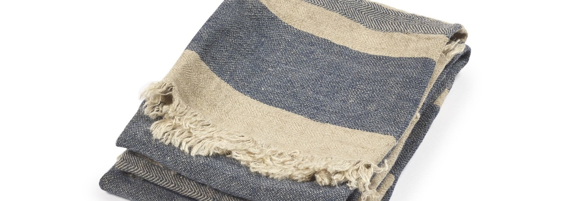 Bath Towel Fouta - Sea Stripe