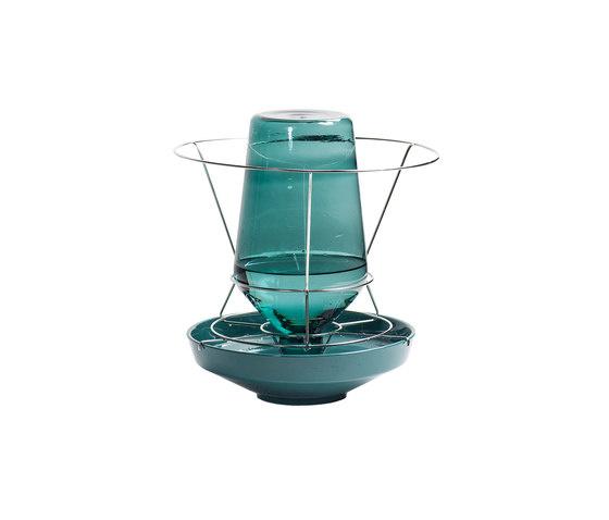 Hidden Vase - Teal-2
