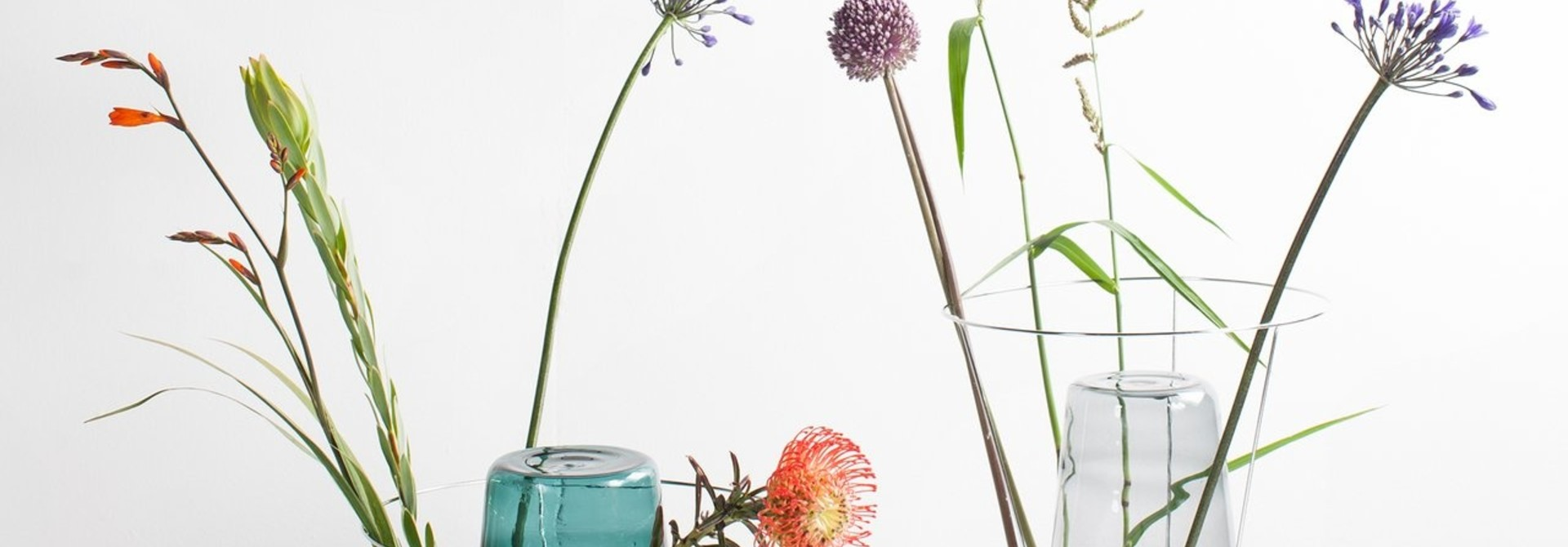 Hidden Vase - Teal