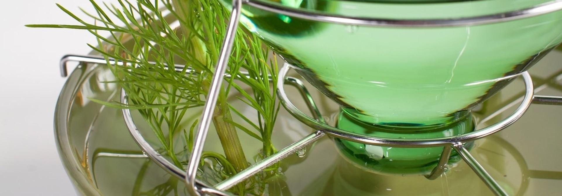 Hidden Vase - Green