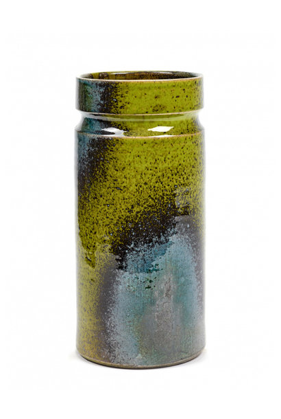 Vase B7618228 - Green Blue Sixties