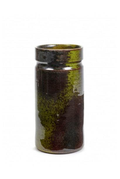 Vase B7618227 - Green Blue Sixties