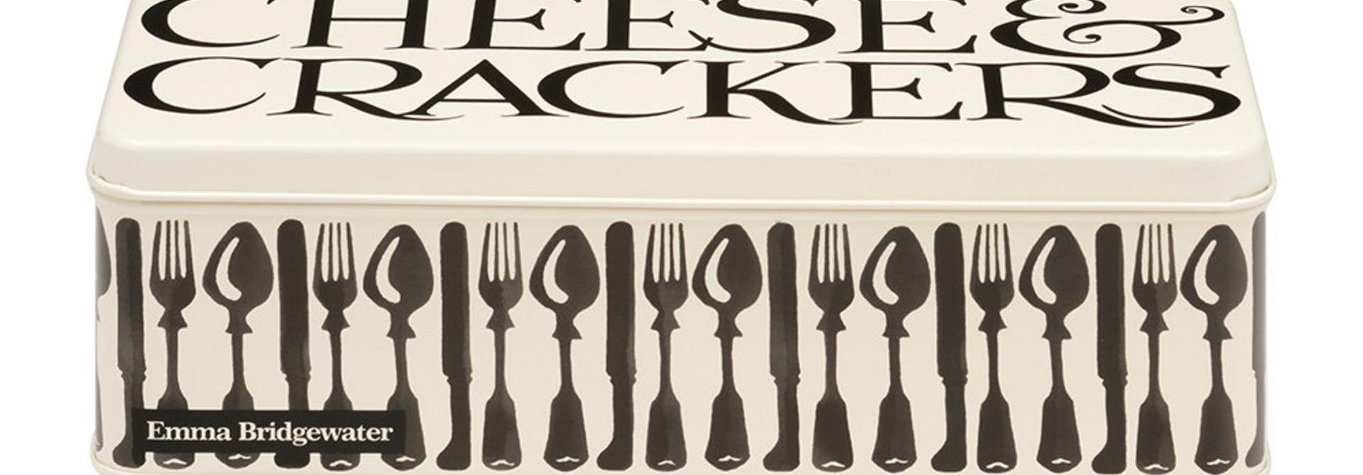 Knives & Forks - Medium Rectangular Tin