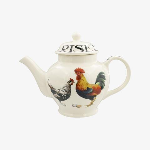 Teapot - 3 Mug - Rise & Shine-2