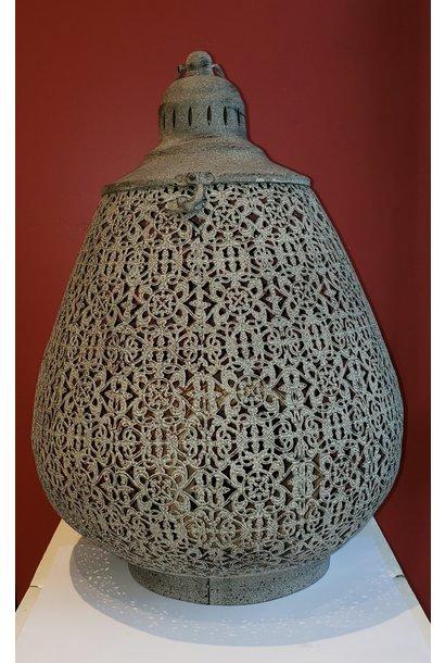 Lantern - Oriental - Grey - XSm