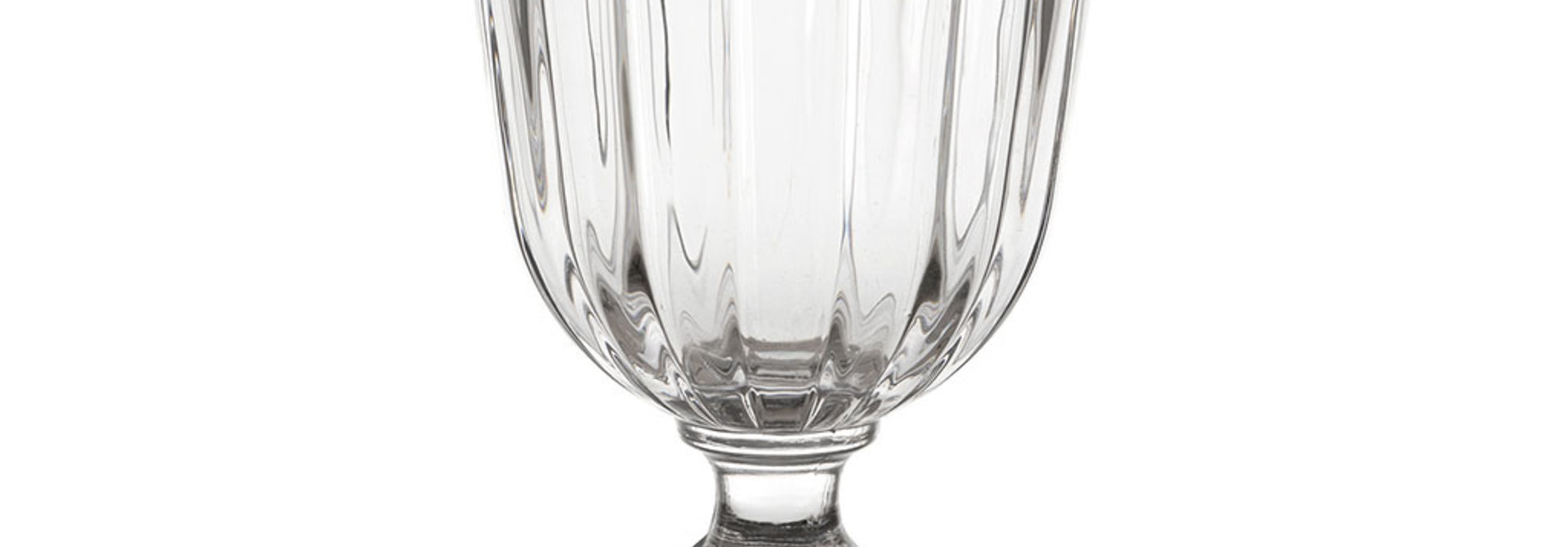 Wine Glass - Retro Chic