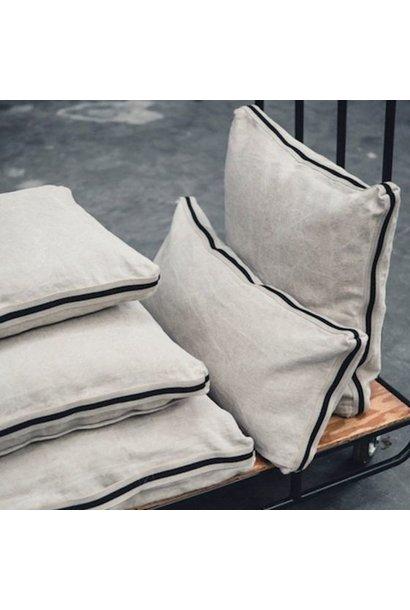Lumbar Cushion James - Flax