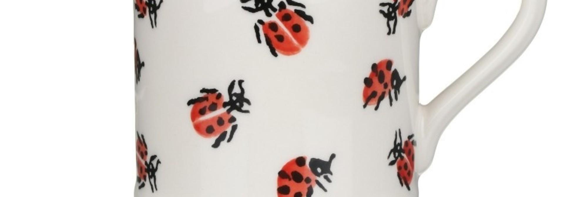 Mug - Ladybird 1/2 Pint