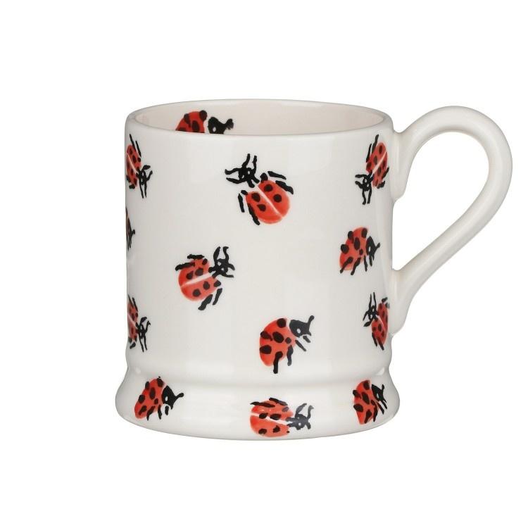 Mug - Ladybird 1/2 Pint-1