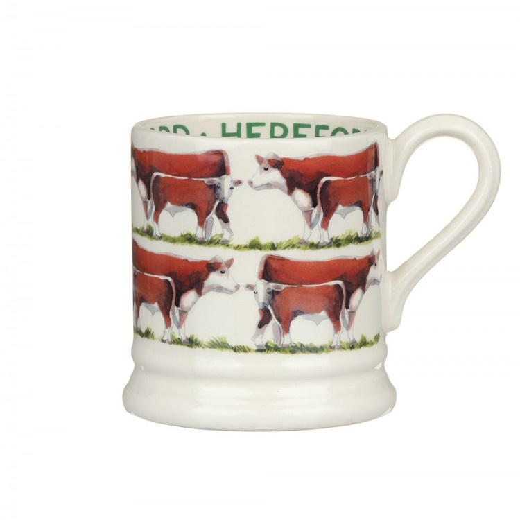 Mug - Hereford - 1/2 Pint-1