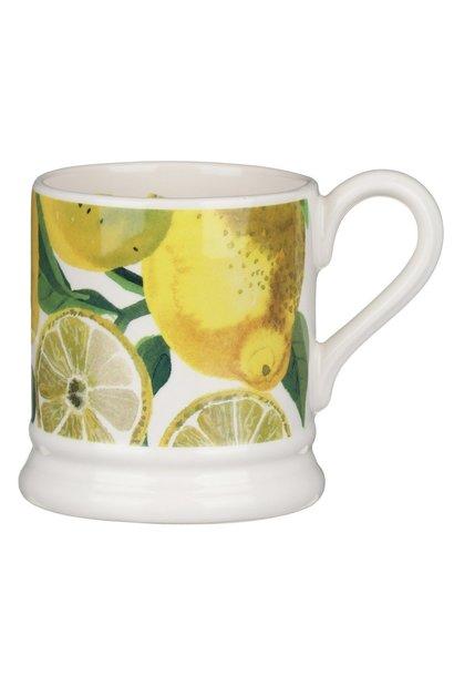 Mug - Lemons - 1/2 Pint