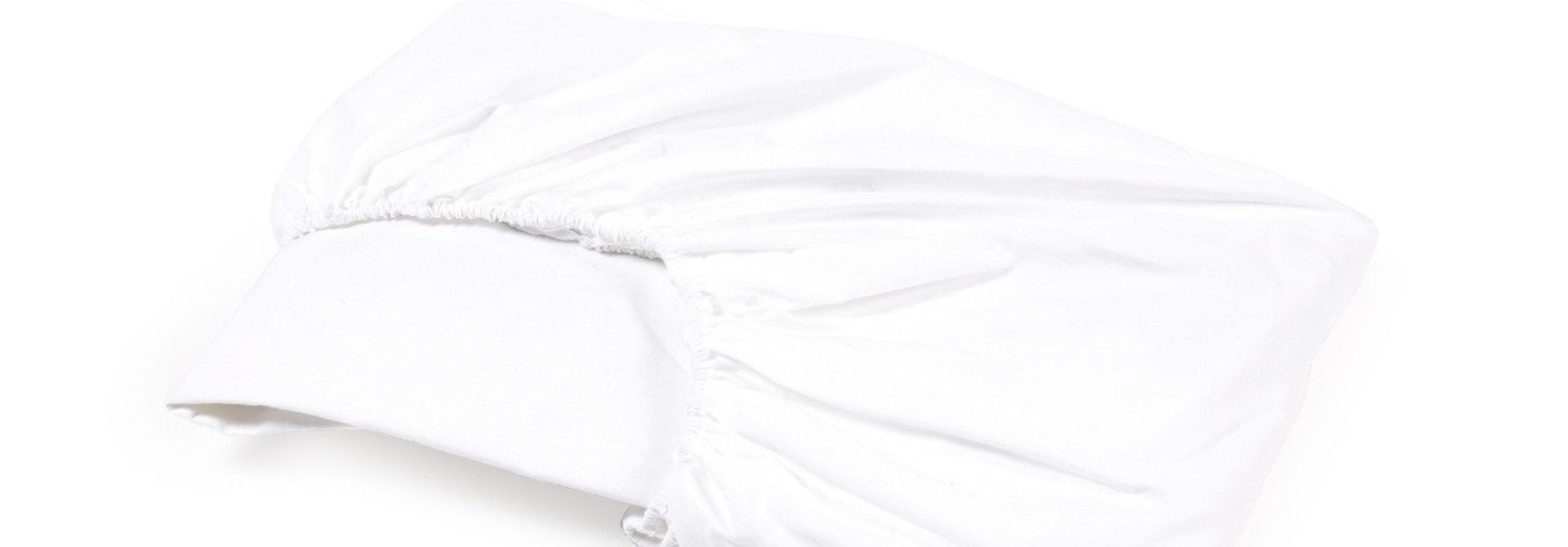 Fitted Sheet - California - Queen - Optic White