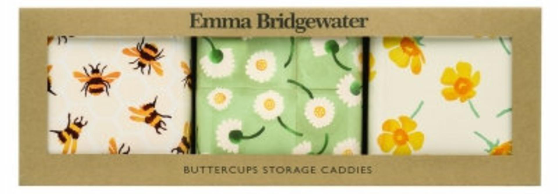 Square Caddies Set - Buttercup