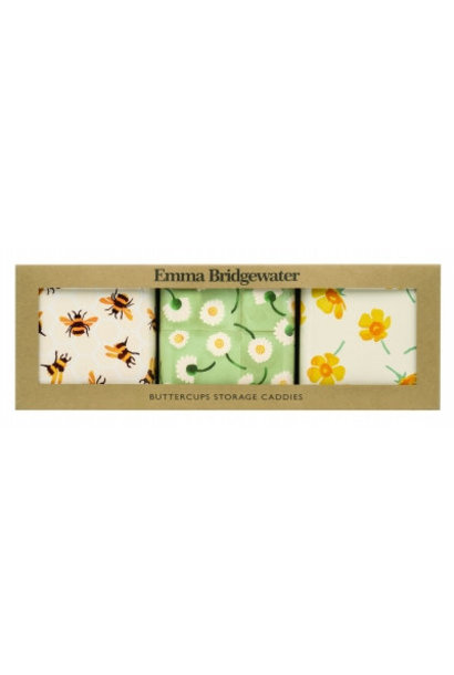 Square Caddies Set - Buttercup