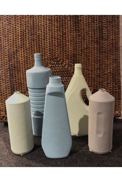 Vases - Single Stem - Set of Five