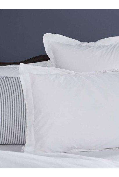 Pillow Sham - Queen - White