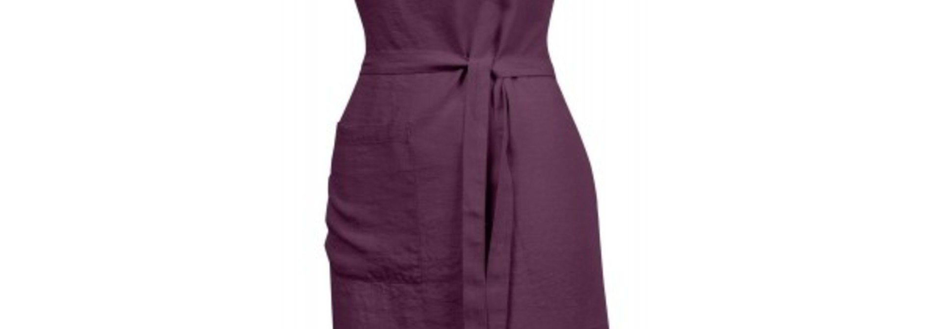 Apron - Nais - Purple