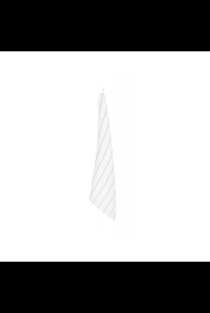 Tea Towel - Calvi - wh/blk
