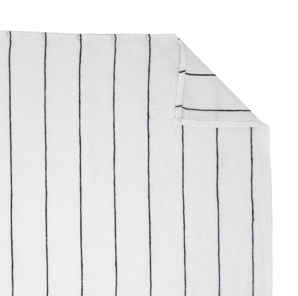 Tea Towel - Calvi - wh/blk-2