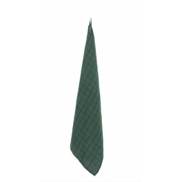 Tea Towel - Chieti - Dk Green-2