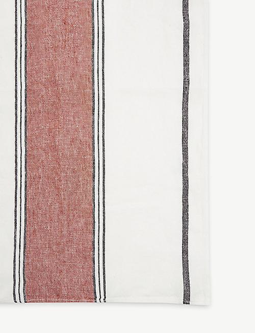 Tea Towel - Lecci - Brick-2