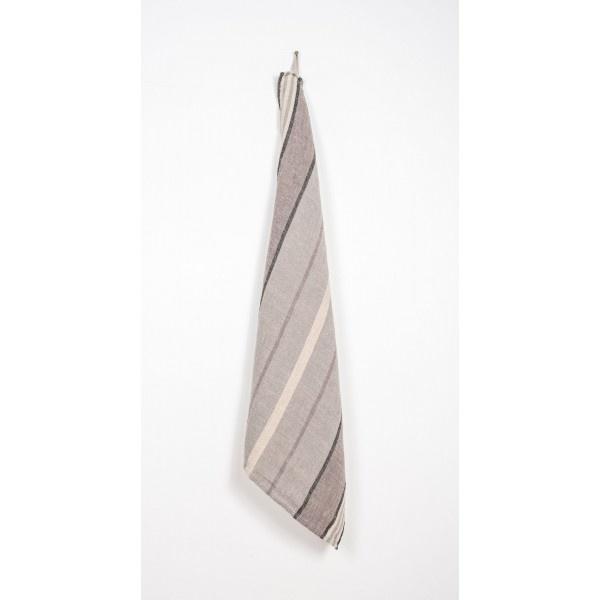 Tea Towel - Piana - Granite-1