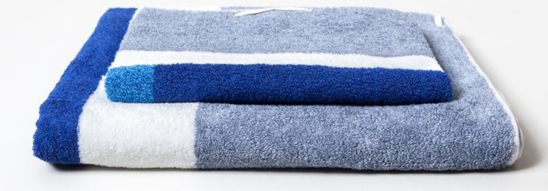 Hand Towel - Piet - Blue
