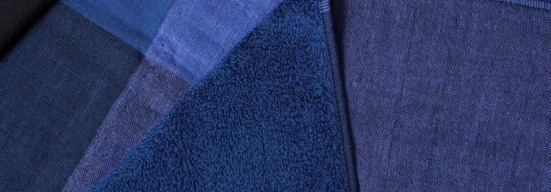 Bath Towel - Chambray - Blue