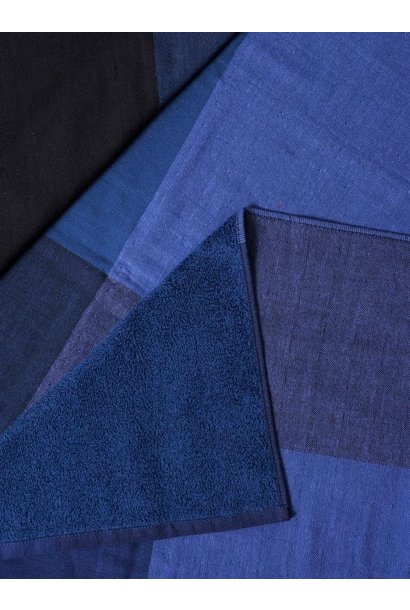 Bath Towel - Chambray - Blue