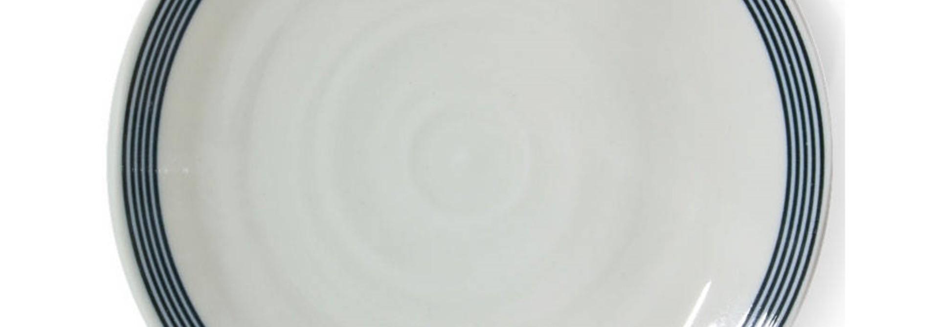 """Seseragi 10.25"""" Round Plate"""