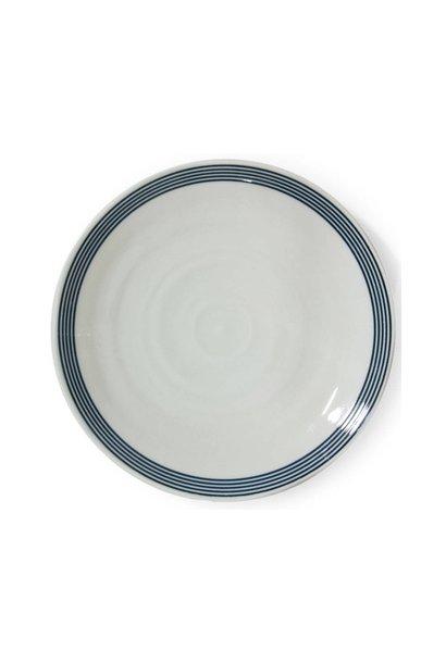"Seseragi 10.25"" Round Plate - Set of 2"