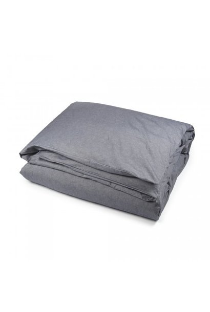 Duvet Cover - Ollie's Point - Queen - Chambray