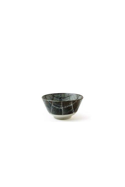 """Bowl - Komon Ichimatsu 5"""""""