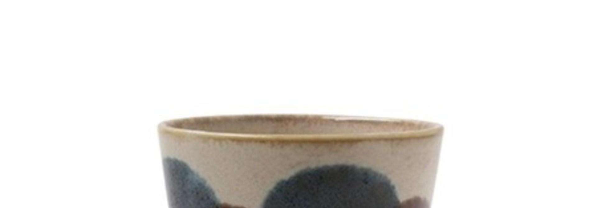 Rustic Dots Soba Cup