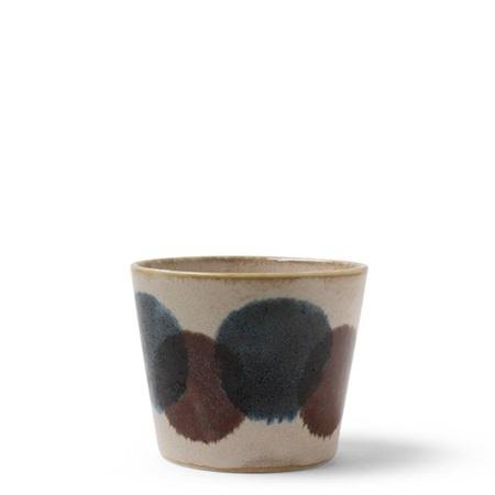 Rustic Dots Soba Cup-1