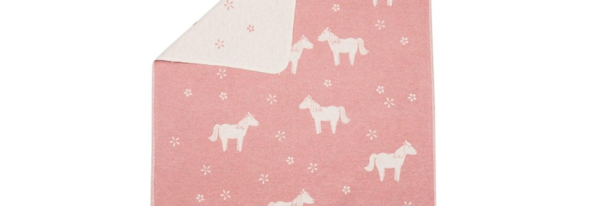 Blanket - Unicorn - Pink