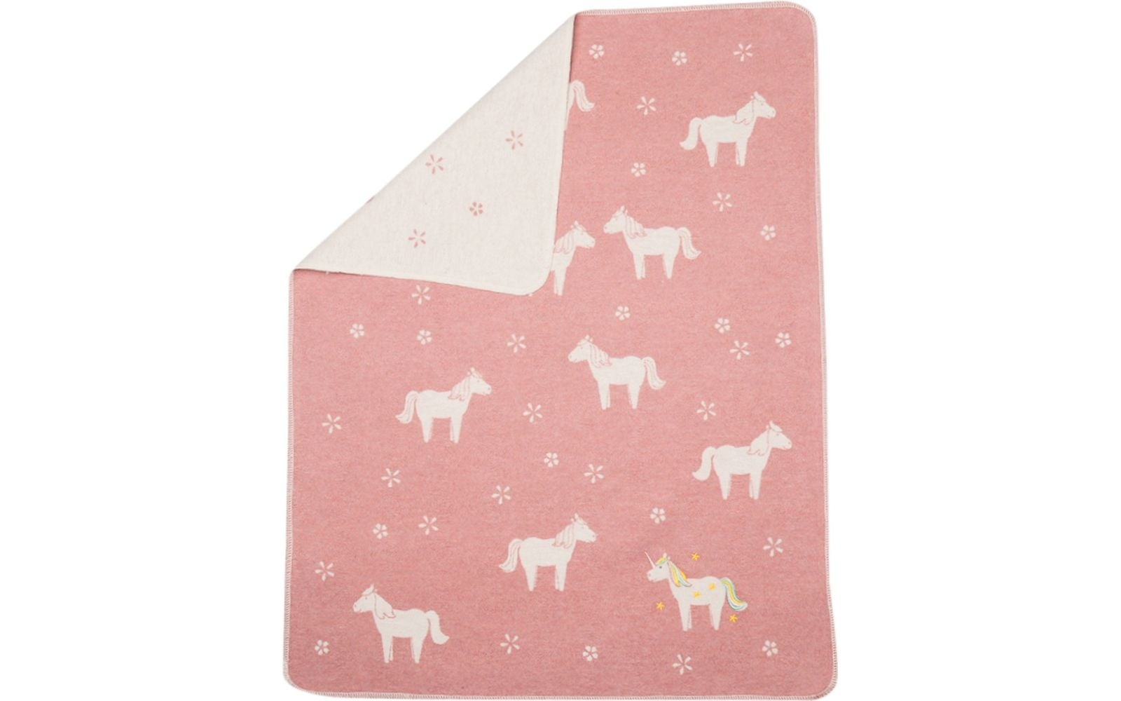 Blanket - Unicorn - Pink-1