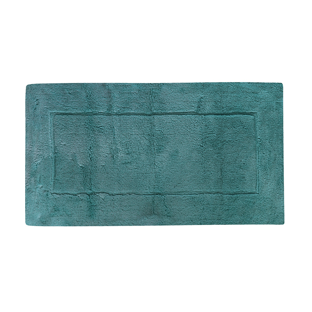 Bath Mat - Double - Turquoise-1