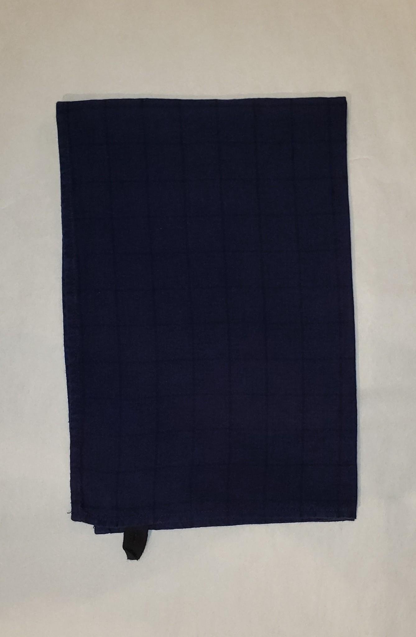 Tea Towel - Chieti - Indigo-1