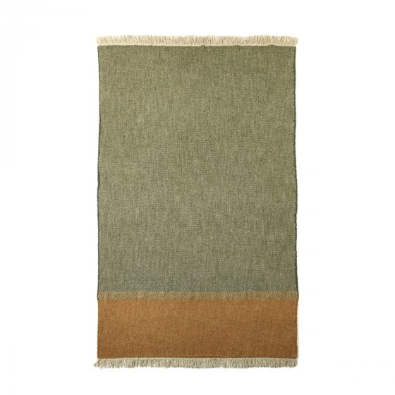 Blanket/Throw - Jules - Green-2