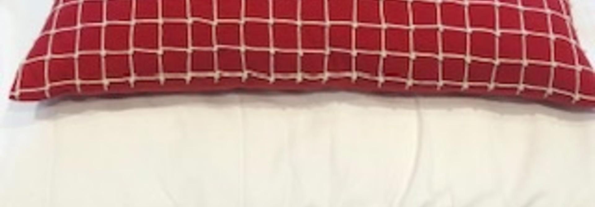 Cushion - Chadna - Red