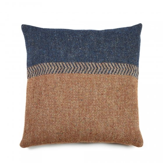 Cushion Cover - Jules - Rust-1