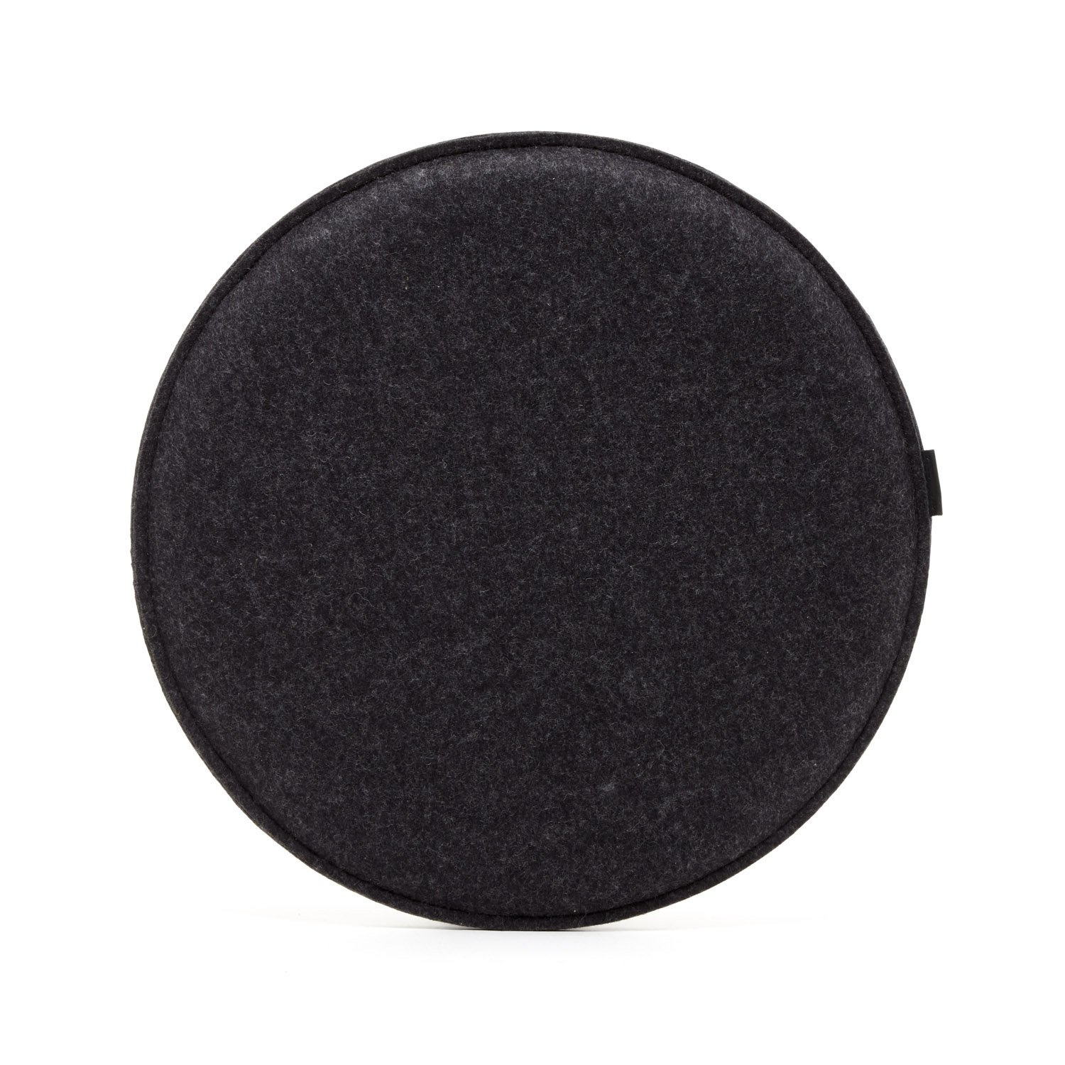 Seat Pad - Round -Charcoal-1