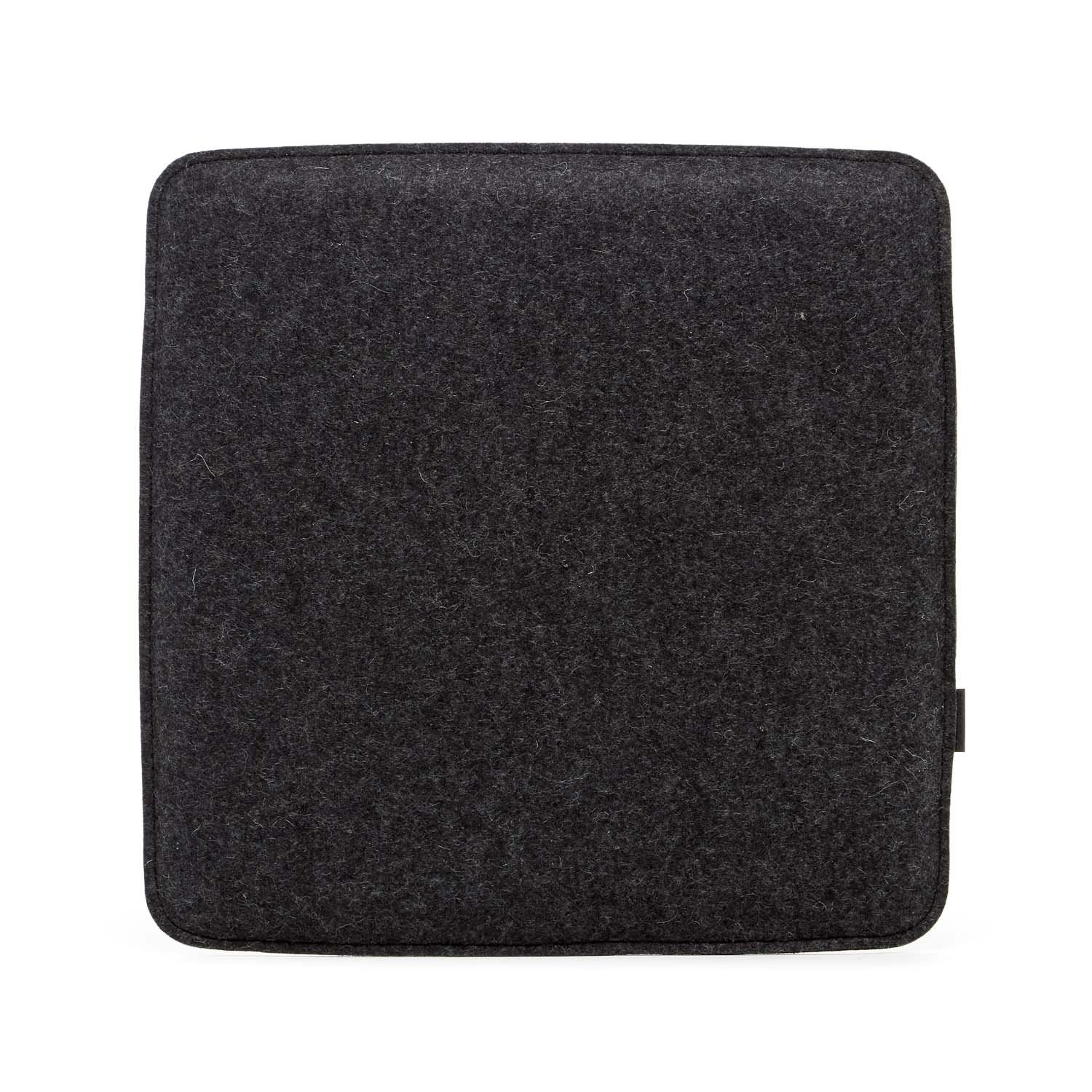 Seat Pad - Square - Charcoal-1